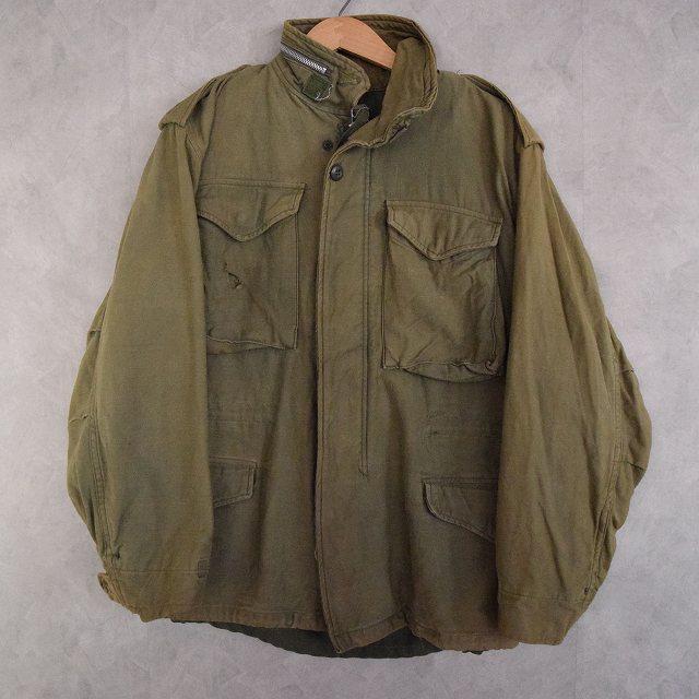 画像1: 60's US MILITARY M-65 Field Jacket 2nd (1)