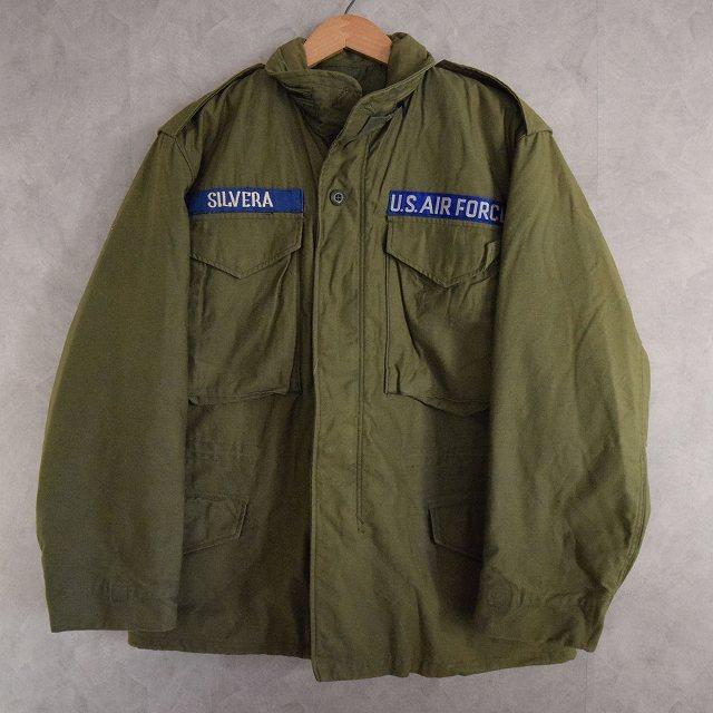 画像1: 70's US.MILITARY M-65 フィールドジャケット 3rd ライナー付き S (1)