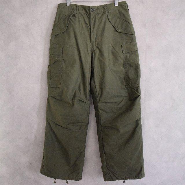 画像1: 60's U.S.ARMY M-65 Field Pants ライナー付き  (1)