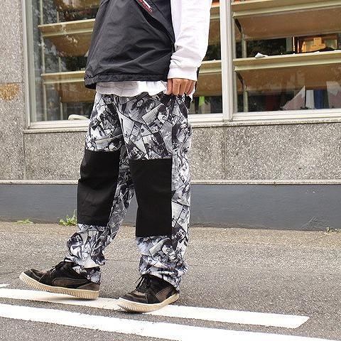 """画像1: BOWWOW """"SZABO"""" easy trouser 【L】 (1)"""