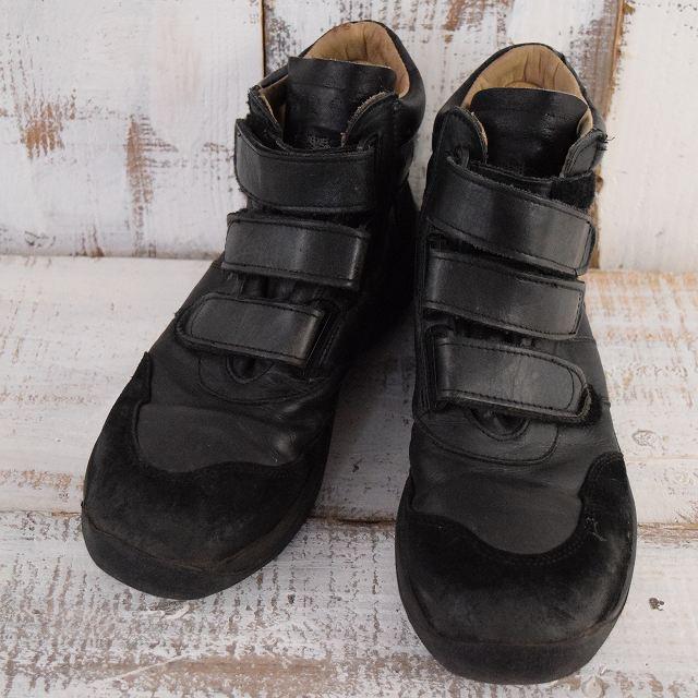 画像1: German Air Force Velcro Pilot Shoes (1)