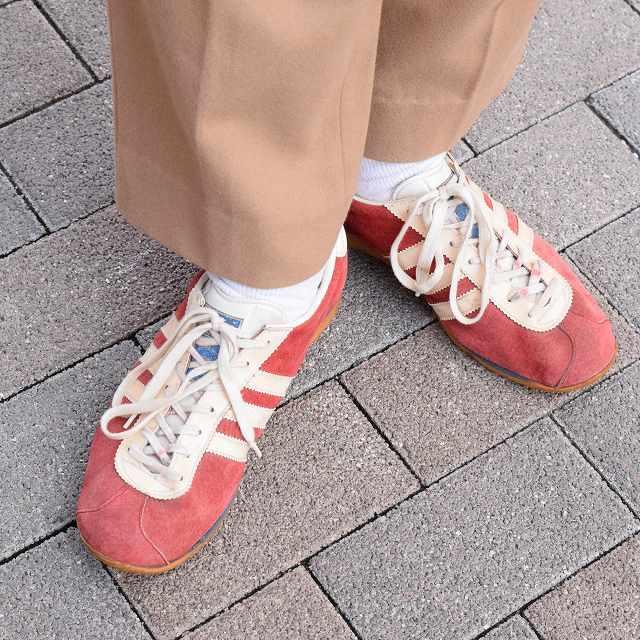 70`S 80`S VINTAGE ADIDAS VIENNA SHOES | 靴 スニーカー