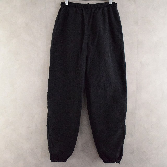 画像1: 2000's U.S.ARMY IPFU TRAINING PANTS BLACK MEDIUM/REGULAR (1)