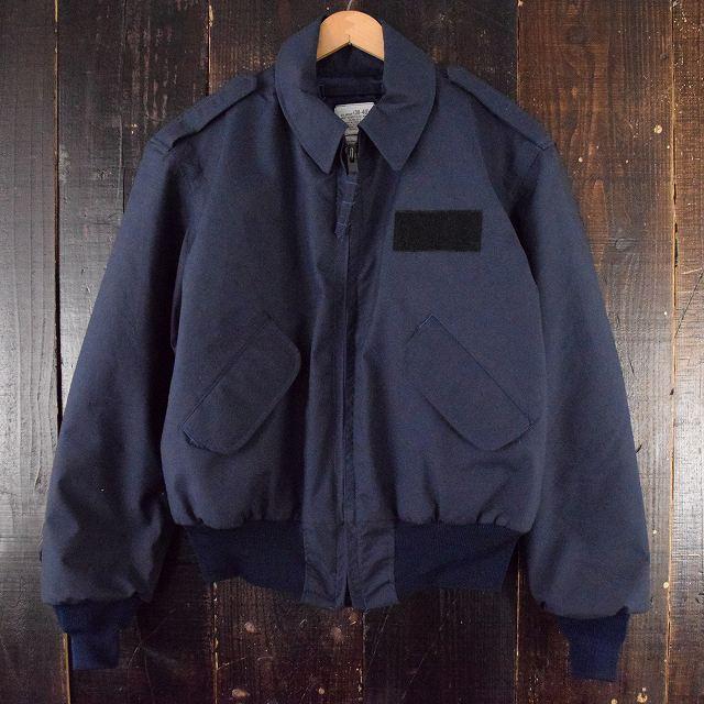 画像1: U.S.AF Security Police Jacket M (1)