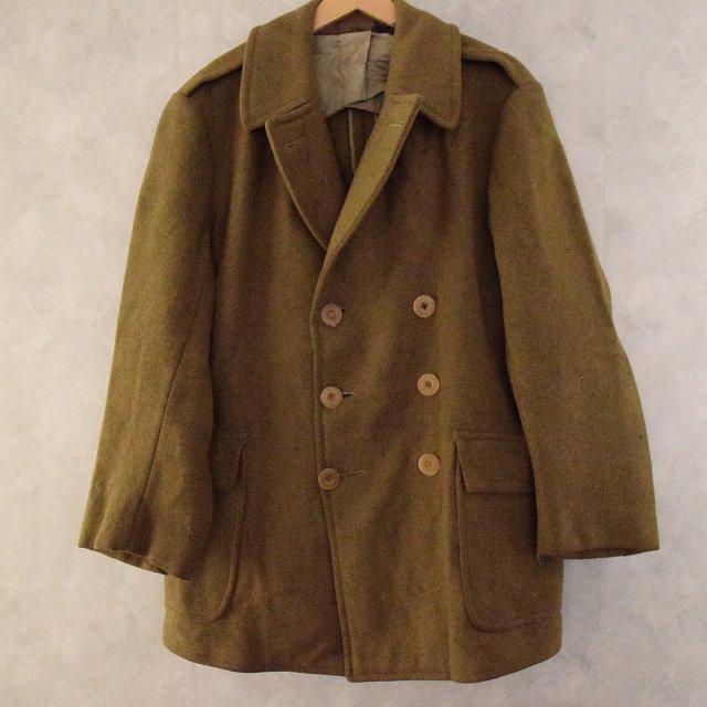 画像1: 40's U.S.ARMY Officer Coat (1)