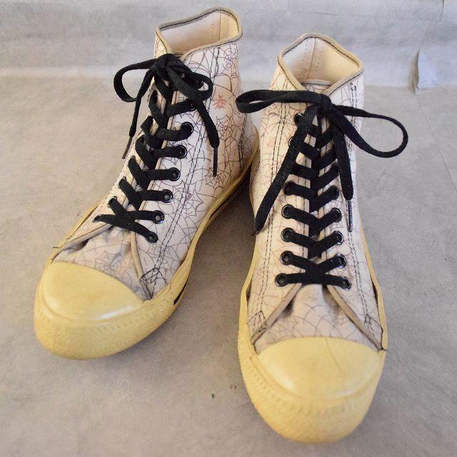 画像1: VINTAGE USA製 Spiderweb Sneaker 7 1/2 (1)
