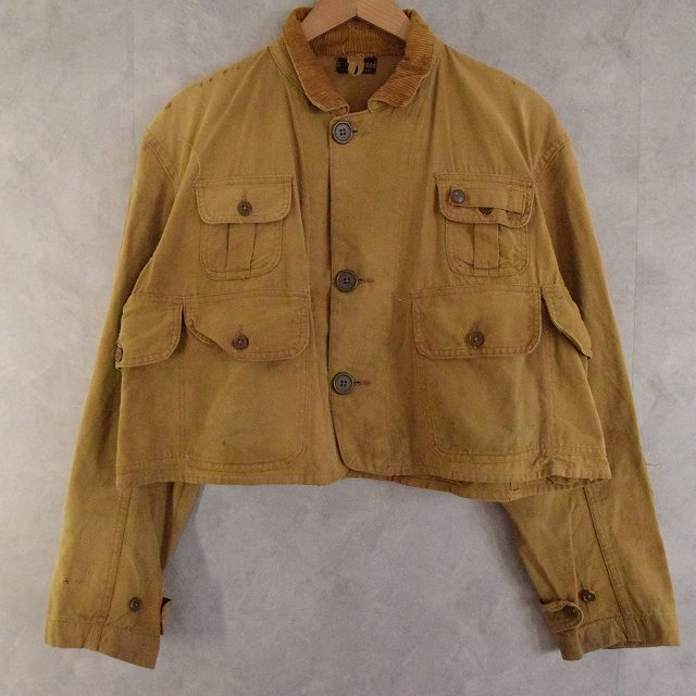 画像1: 20〜30's HETTRICK Fishing Jacket  (1)