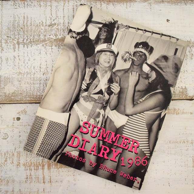 画像1: SUMMER DIARY 1986 Photo by Bruce Weber (1)