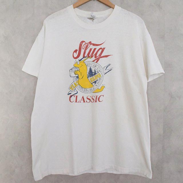 """画像1: 90's USA製 """"Stug CLASSIC"""" カレッジTシャツ (1)"""