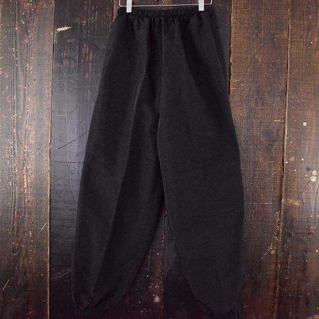 画像1: 2000's U.S.ARMY IPFU TRAINING PANTS BLACK 【MEDIUM/REGULAR】 (1)