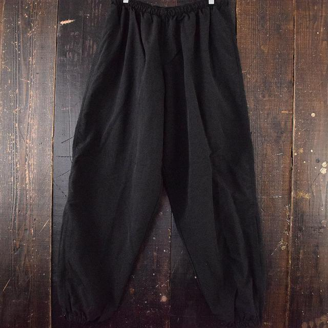 画像1: 2000's U.S.ARMY IPFU TRAINING PANTS BLACK 【XLARGE/LONG】 (1)