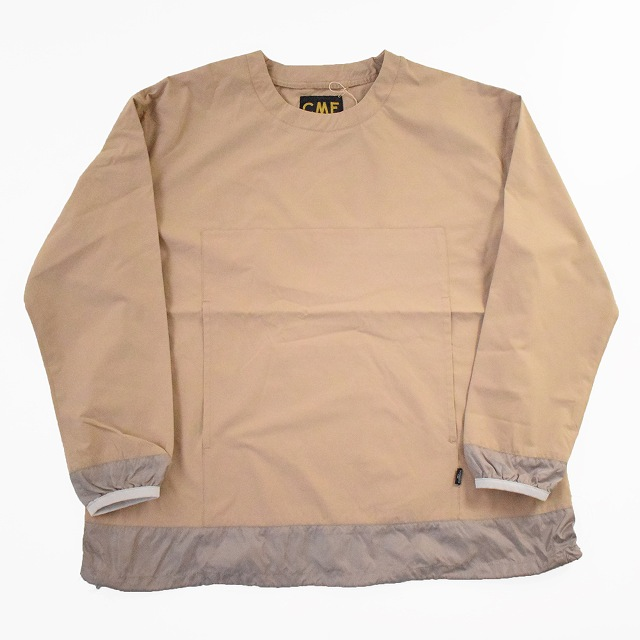 "画像1: COMFY OUTDOOR GARMENT ""GRAVEL LONG SLEEVE TEE""  TAN 【XL】 (1)"
