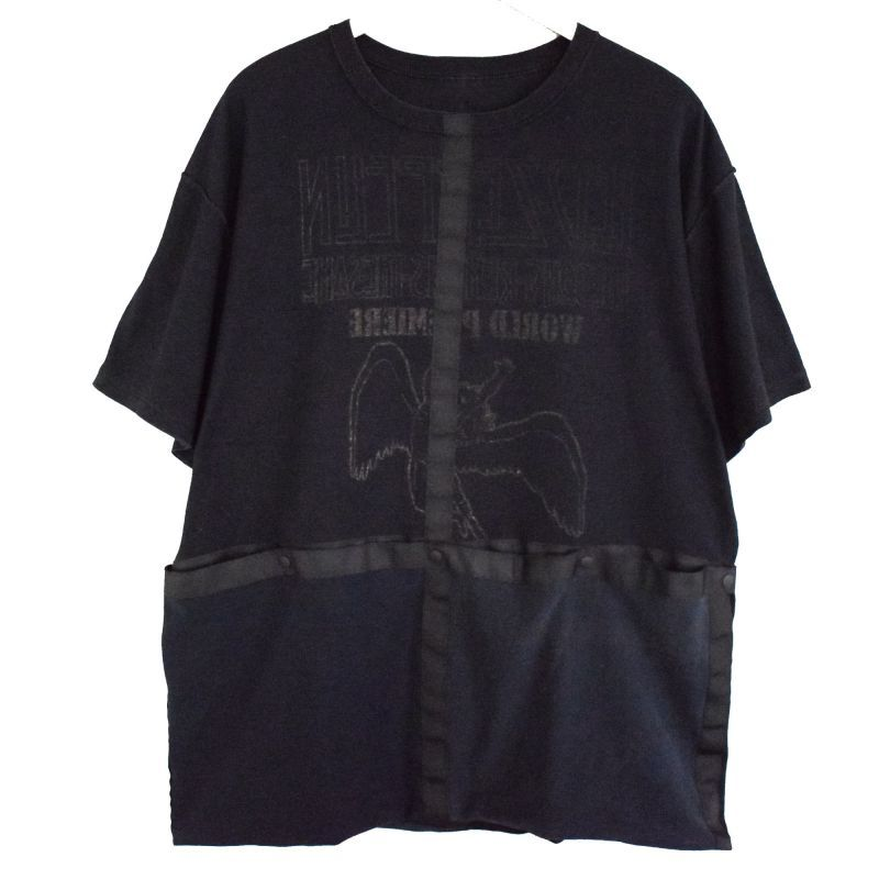 "画像1: UNDRESS ""HURRY"" T-SHIRTS (Led Zeppelin) 【L】 (1)"