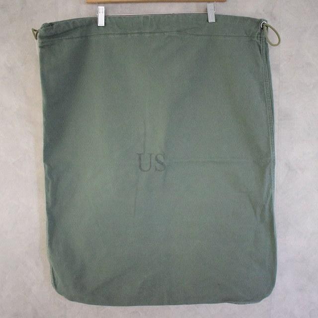 画像1: U.S.ARMY ステンシル入り Laundry Bag (1)