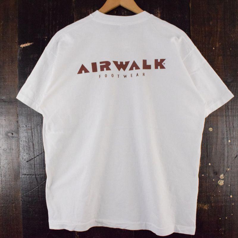 画像1: 90's AIRWALK ロゴTシャツ XL (1)