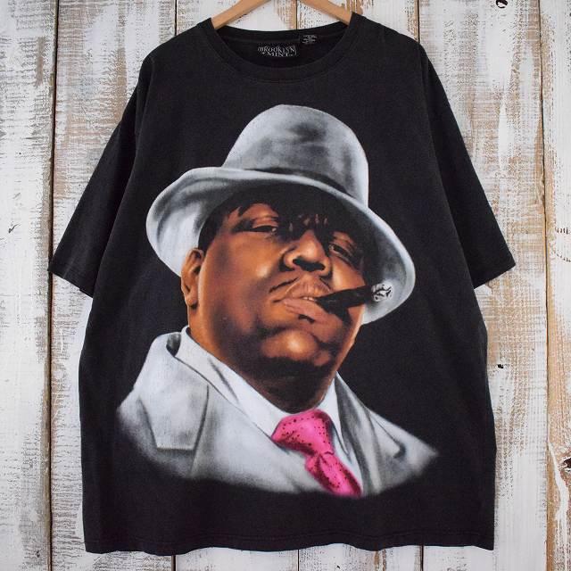 画像1: The Notorious B.I.G. ヒップホップTシャツ XXL (1)