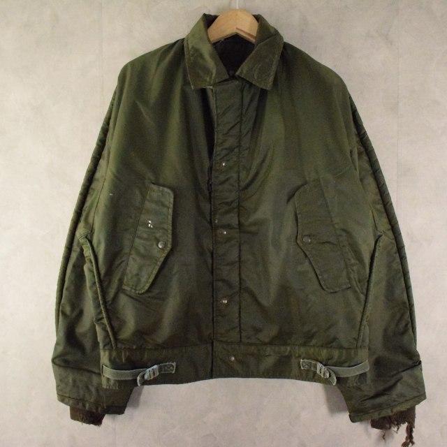画像1: 60's U.S.NAVY A-1 Extreme Cold Weather Impermeable Deck Jacket (1)