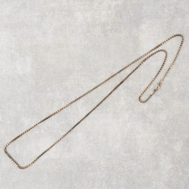 画像1: ITALY製 Silver925 ネックレス (1)