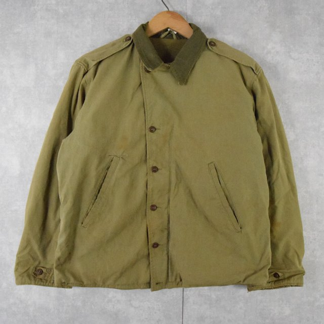 画像1: 40's U.S.ARMY M-41 Field Jacket (1)