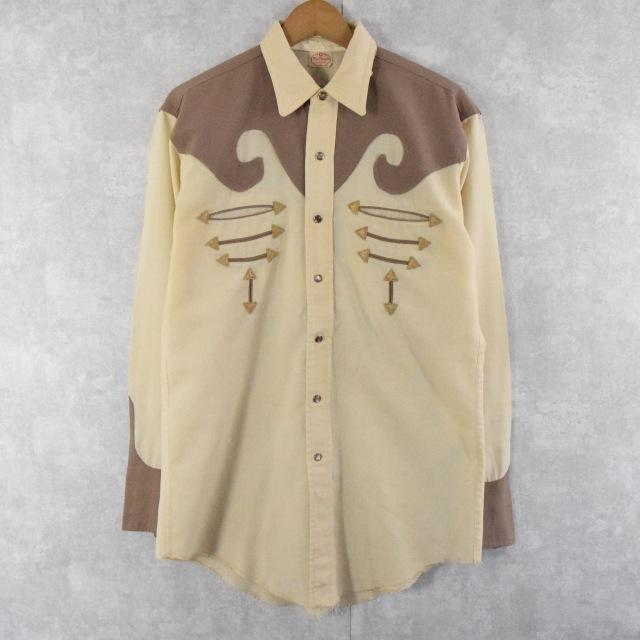 画像1: 40's〜50's Mc Clure's ウエスタンシャツ (1)