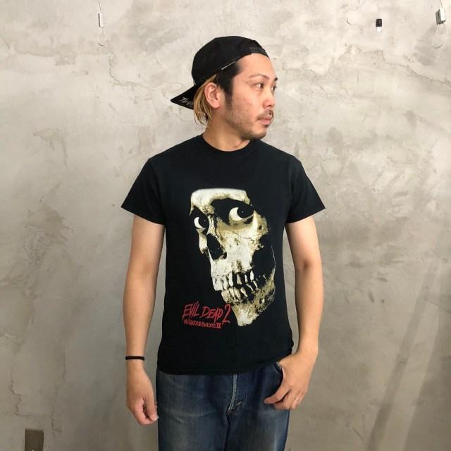 画像1: 死霊のはらわたII 映画Tシャツ (1)