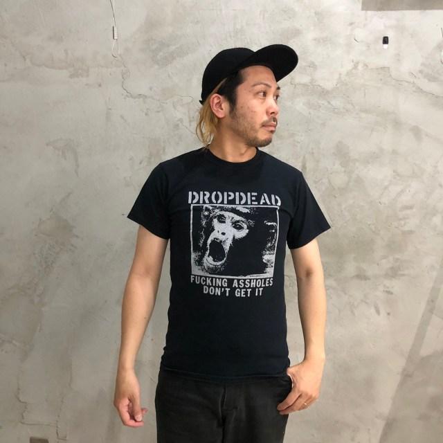 画像1: 【価格を見直しました】  プリントTシャツ (1)
